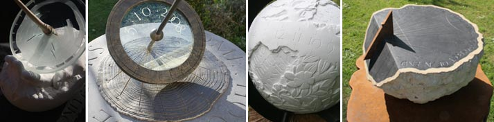 Sundials and Sun Sculptures
