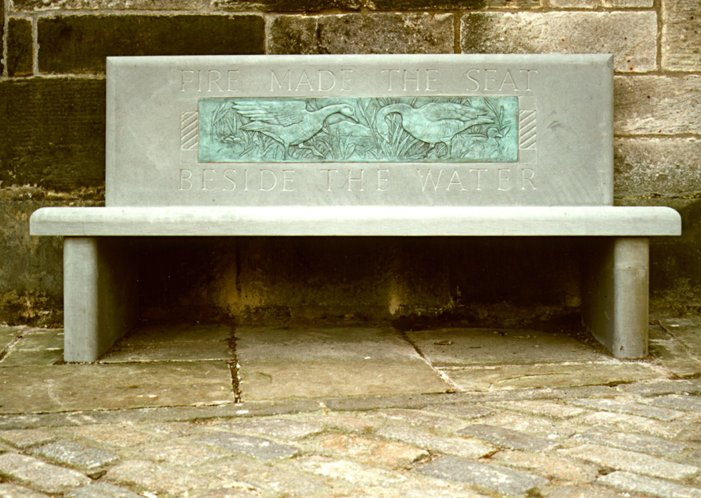 The Riddle Bench