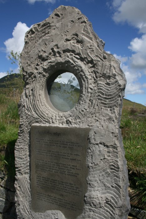 Ben Lawers Interpretive Sculptures